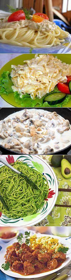 9 рецептов подливы к макаронам | Семейный консультант