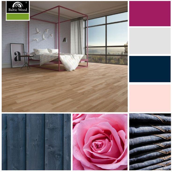 Wooden floor Baltic Wood
