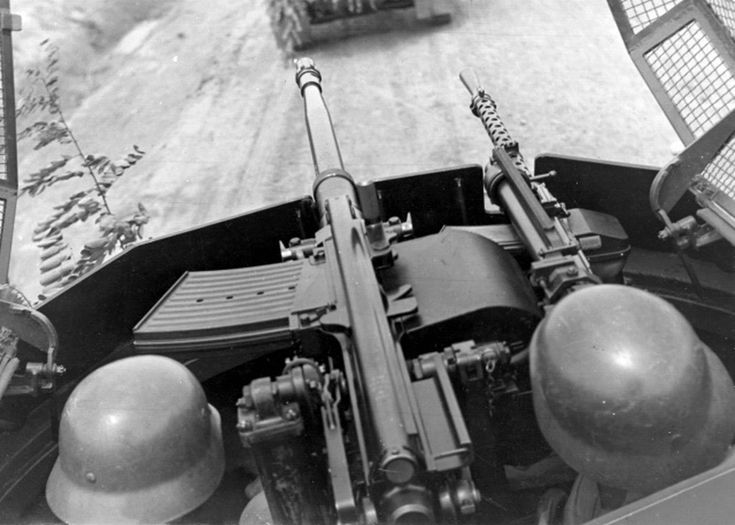 Image result for ww2 german mg13 machine gun