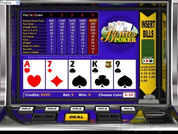 Free game play is nice! 103 Video Poker >> jackpotcity.co/free-video-poker.aspx
