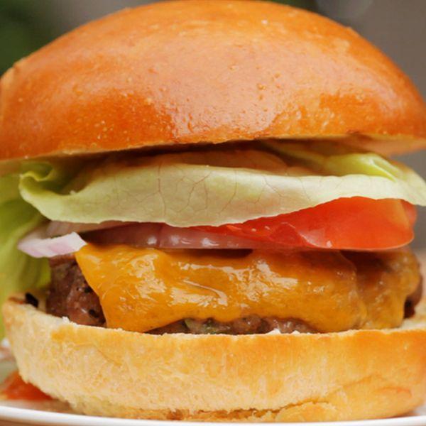 Make the Perfect Cheeseburger