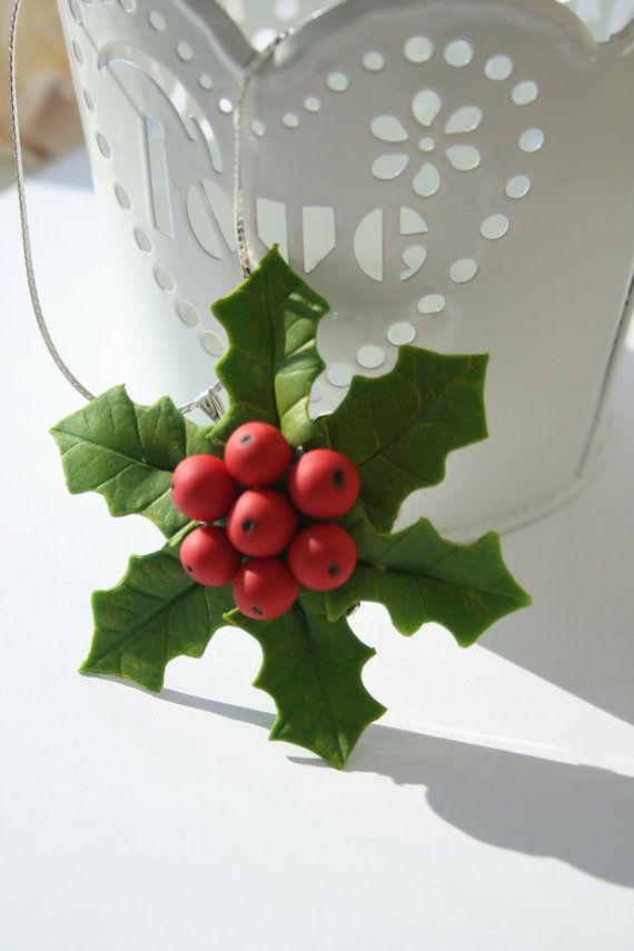 Christmas necklace christmas jewelry christmas gifts by DecorUA