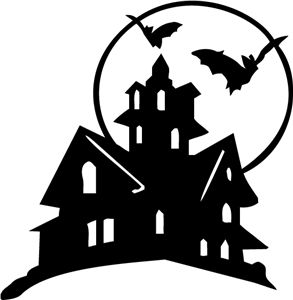 Silhouette Online Store - View Design #32541: halloween dracula castle