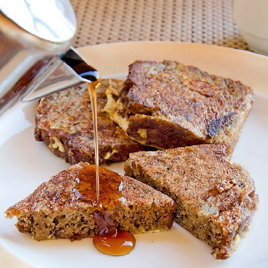 Banana Bread French Toast | Food! | Pinterest