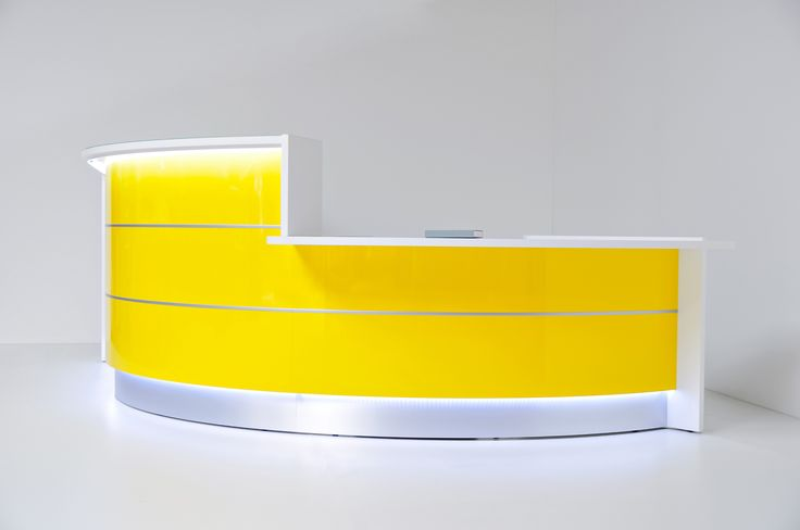 Valde reception desk