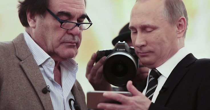 """From """"what Russian hacking?!?"""" to Putin's love of Judo and Stalin – the 10 most baffling, WTF revelations from Oliver Stone's 'The Putin Interviews.'"""