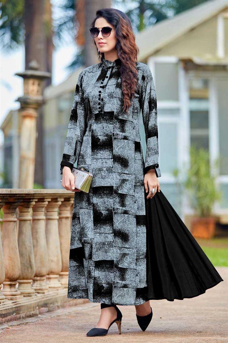 Indian Pakistani Latest Kurti Designs 2019 For New Ideas Kurti Designs Latest Kurti Designs Kurti Neck Designs