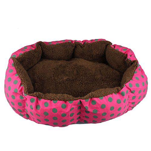 Aus der Kategorie Betten  gibt es, zum Preis von EUR 5,21  <br>Achtung: Wegen des Unterschieds zwischen verschiedenen Monitoren, kann das Bild nicht die tatsächliche Farbe Des Artikels. Wir garantieren der Stil ist der gleiche wie in den Abbildungen gezeigt. Danke!  <br> <br> Paket-Inhalt:  <br> 1 x Soft-Fleece-Hund Welpen Katze Warm-Bett-Haus Plüsch Cozy Nest-Matten-Auflage (NO Retail Box. Sicher in Luftblasen-Beutel) <br>