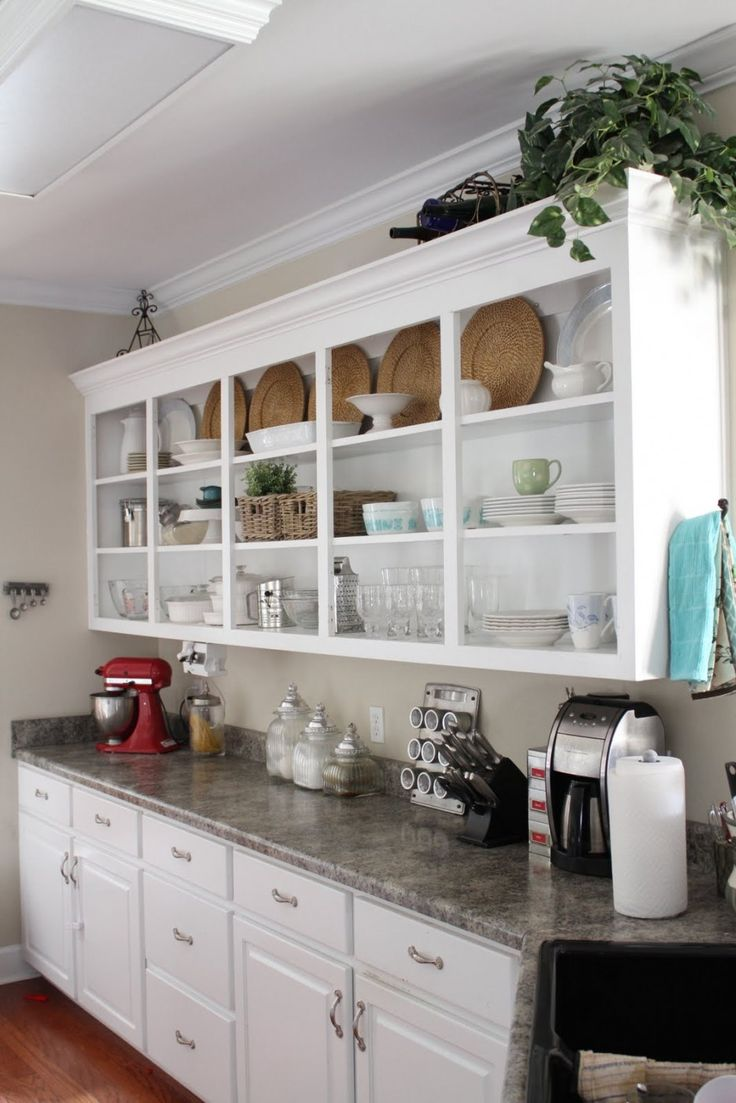 cool open shelving kitchen ideas httpmodtopiastudiocomgreat - Open Shelves Kitchen Design Ideas