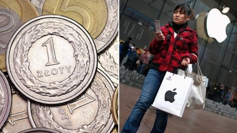 Apple is worth more than Poland!