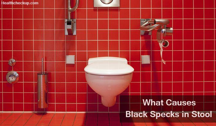 Causes Of Black Specks In Stool Health Awareness Pinterest