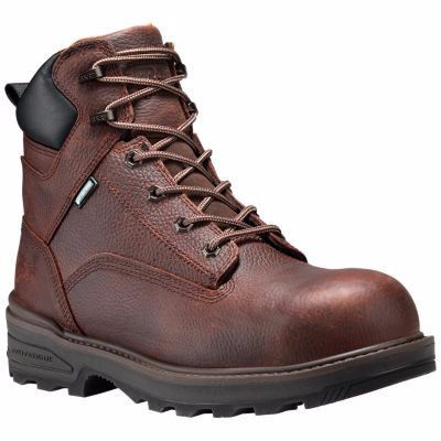 """TIMBERLAND PRO® RESISTOR 6"""" COMP TOE WORK BOOT #A1224214"""