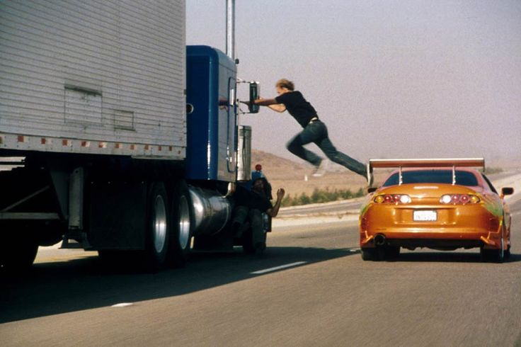 Szybcy i wściekli / The Fast and the Furious