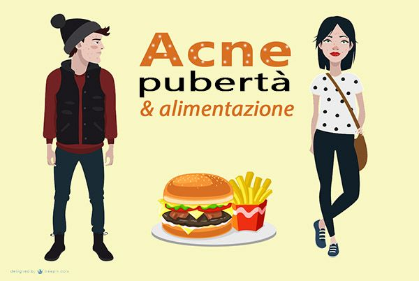 Molto spesso l'acne viene considerata un disturbo fisiologico che esordisce durante la pubertà a causa dei cambiamenti ormonali tipici di questa età, ma diversi studi dimostrano che in adolescenti provenienti da parti del mondo meno industrializzate, l'acne sia molto rara o addirittura assente. #acne