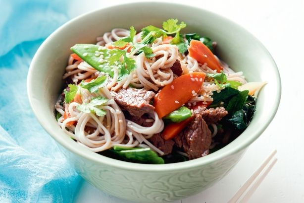 This quick and tasty stir-fry is an ideal weeknight meal!