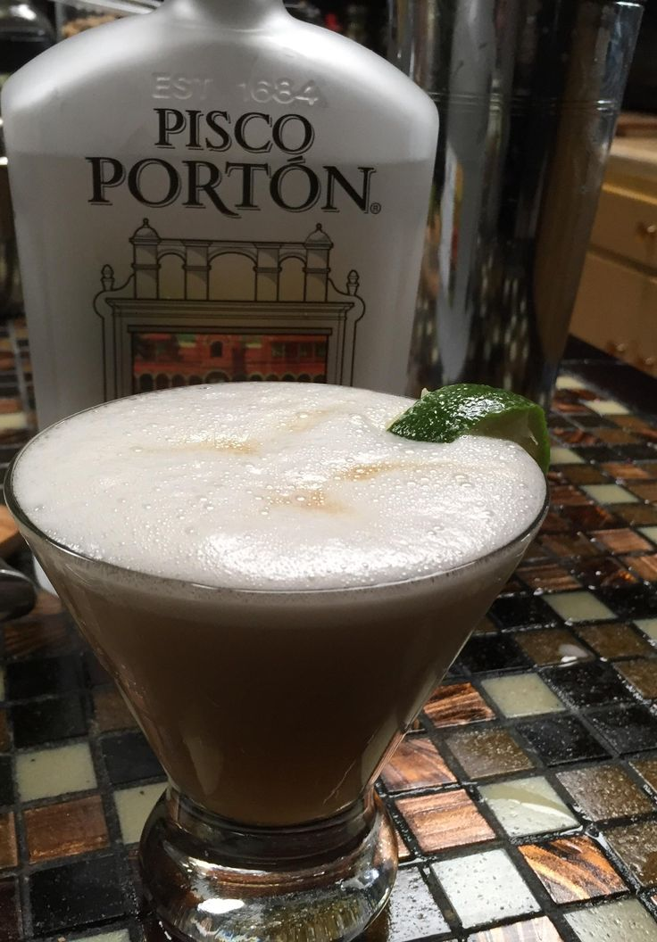 Pisco Sour! #cocktails #drinks #HappyHour #food #sun #lunch #bar #London