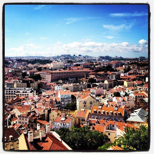 Miradouro da Graça w Lisboa, Lisboa
