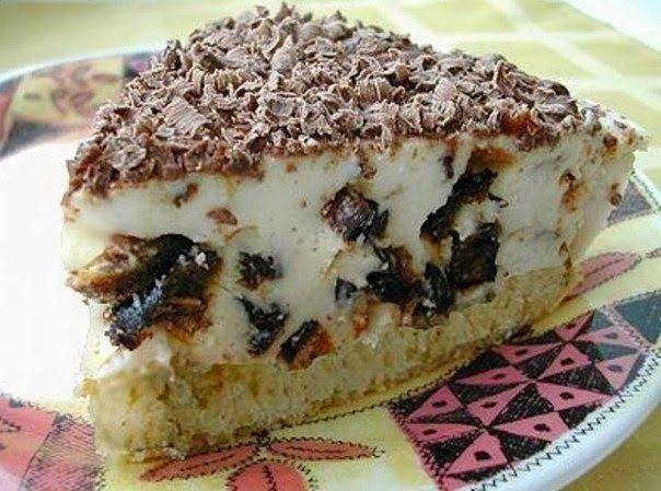 Самые вкусные рецепты: Торт ″Нежное облако″