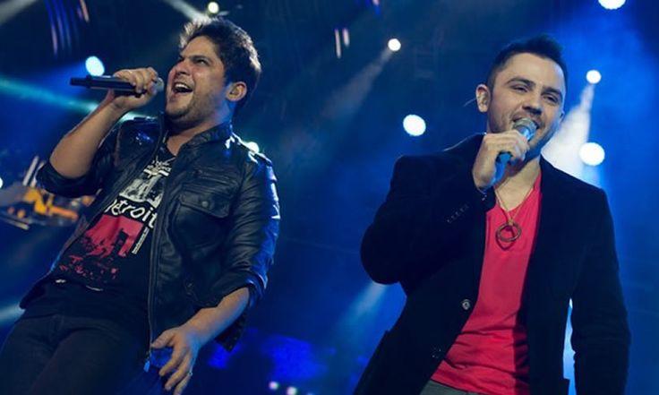 Jorge e Mateus esnobam fãs em Fortaleza