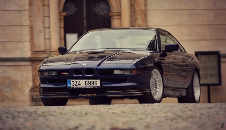 BMW E31 50i B12 Alpina Paket SS Magnum E31 Pinterest