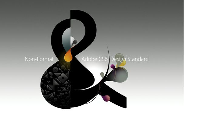 Non Format. Adobe CS6 Design Standard