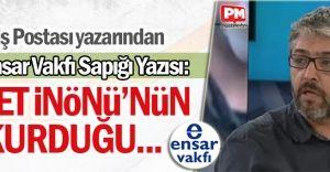 Diriliş Postası yazarından olay Karaman sapığı yazısı