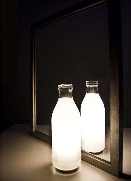 a liter of light, Alvaline, Viabizzuno