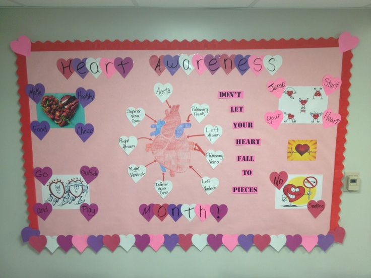 8 Best Images About School Nurse Bulletin Boards On