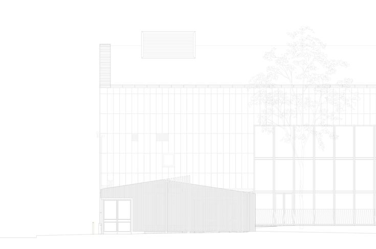 画廊 Barkingside 镇中心 / DK-CM - 21