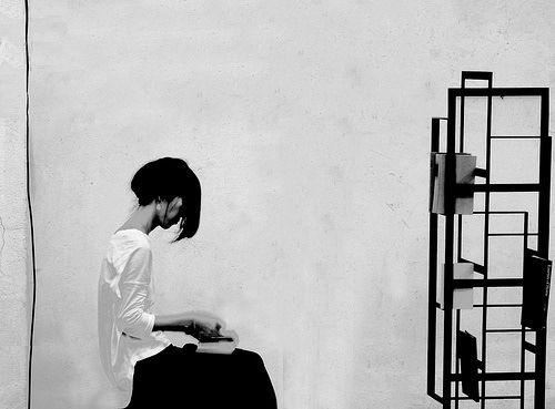 Bibliothèque Weave par Chicako Ibaraki pour Casamania