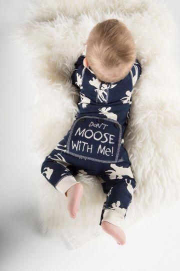 Lazy Z Flapjacks 2018 Blue Classic Moose Infant Flapjacks – Tatum Jones