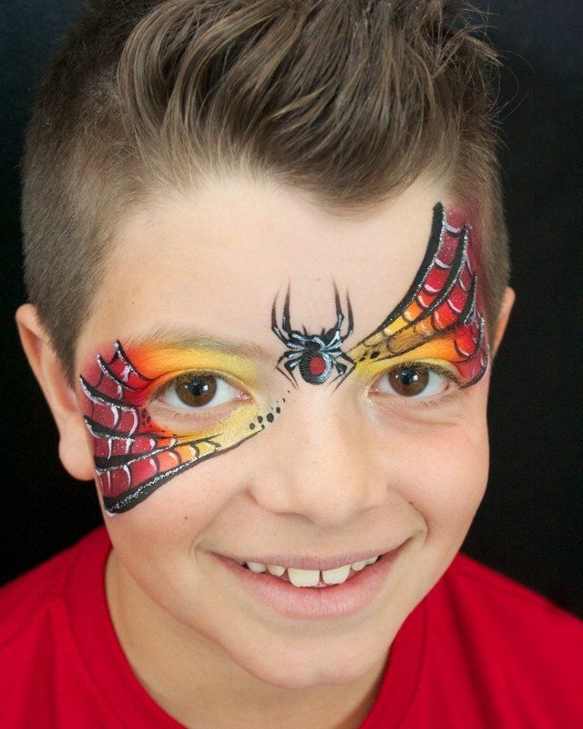 Awesome design.... Pixies Face Painting Gallery