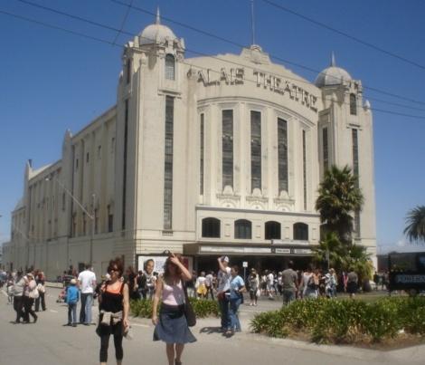 Palais Theatre - St Kilda Festival 2008