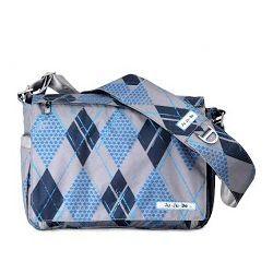 Ju Ju Be diaper bag for boy