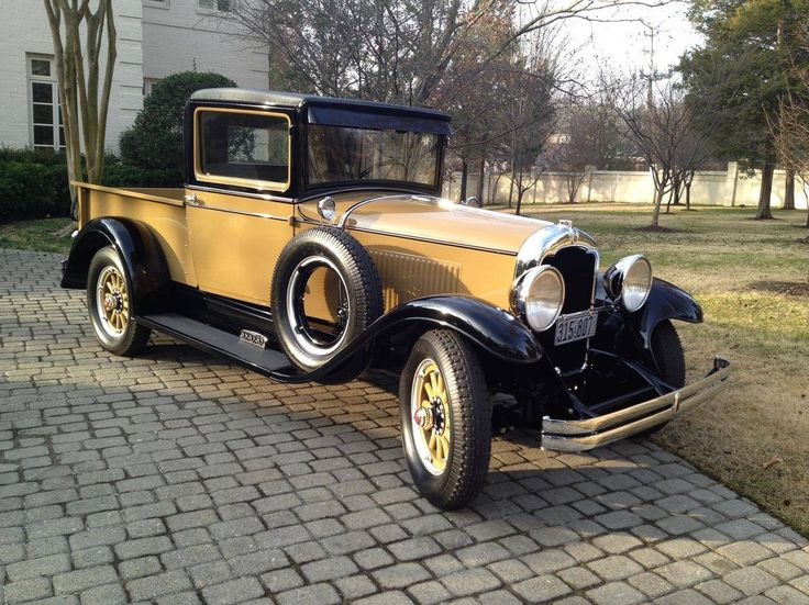 1930 Reo Speedwagon Flying Cloud Pickup....outstanding...