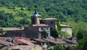 L'Abbaye Chateau de Camon Ariege