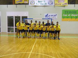 TIEMPO DE DEPORTE: El Gran Canaria FS, de amistoso en Tenerife este d...