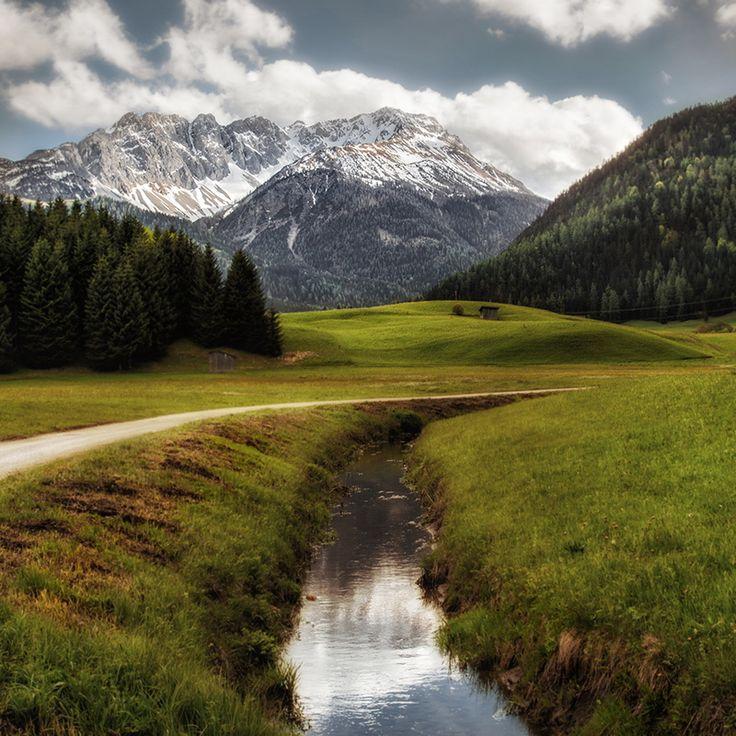 In the Alps by Marzena Wieczorek on 500px