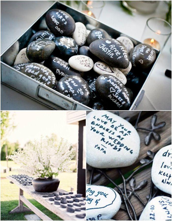 103 best Weddings Unique Guest book ideas images on Pinterest