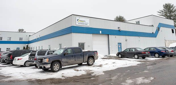 LEWISTON — Compounding Solutions announced Tuesday that it's doubling the size of its Goddard Road building to 120,000 square feet, growing the business and the number of employees. The company makes high-quality plastic pellets that are melted and then either extruded or molded to b...