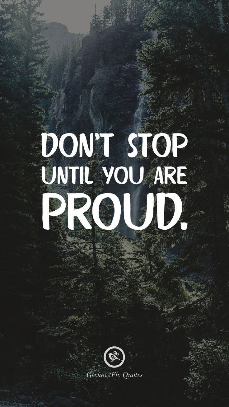 Don T Stop Hd Wallpaper Quotes Motivational Quotes
