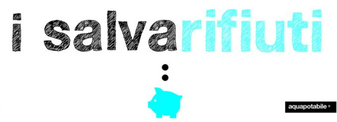 WeSaveYourWaste!  aquapotabile.com