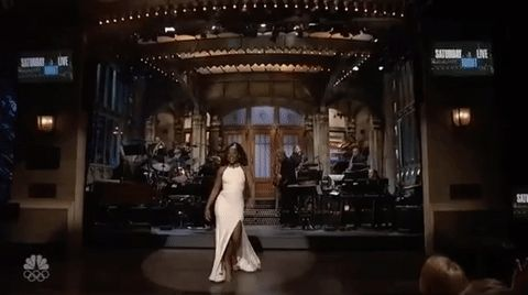 New Picture GIF dancing snl nbc saturday night live wave...