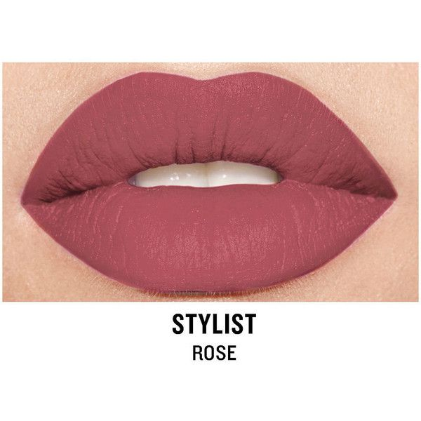 Smashbox Be Legendary Cream Lipstick, Stylist Matte 1 ea-See this and similar Smashbox lipstick - Stylist Matte - Rose. You inspired us to think big in revamping our Be Legendary matte lipstick collection, so we did -...