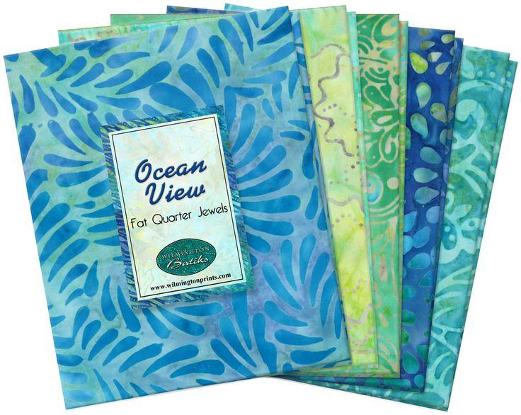 ... Cuts For Quick Quilts | Pinterest | Fat quarters, Jewels and Ocean