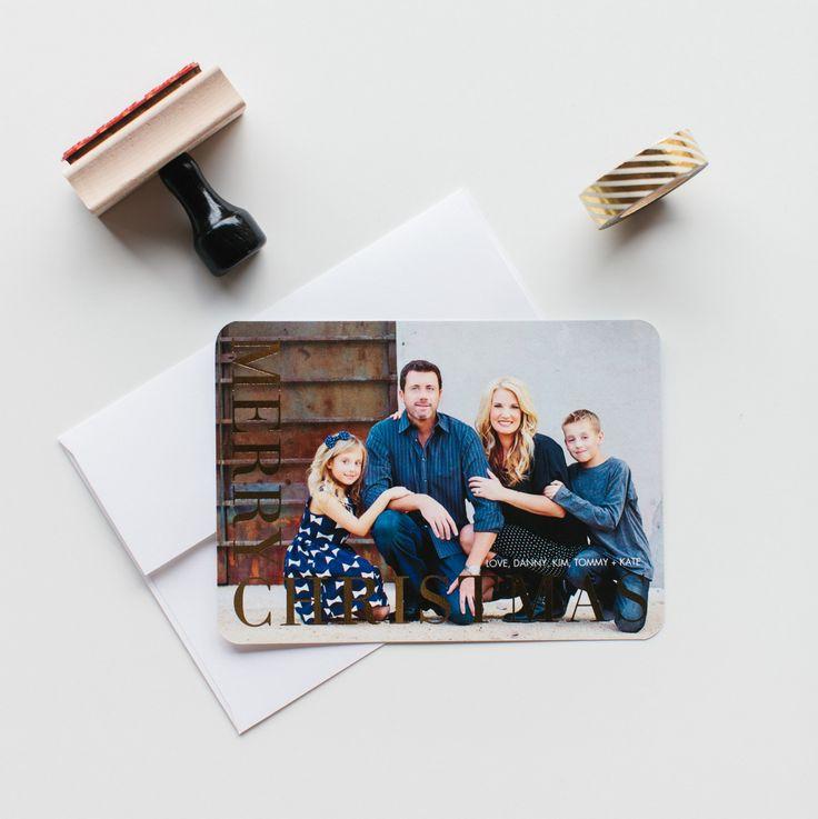 WIN a $200 Shutterfly Gift Card!  The TomKat Studio | Our 2014 Shutterfly Christmas Cards…#shutterfly