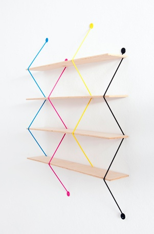 The Serpent By Bashko Trybek Is An Interesting Modular Shelving System That  Will Let You Adapt Your Shelves To Your Storing Needs. The Serpent Shelving