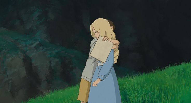 Forgiveness For When Marnie Was There