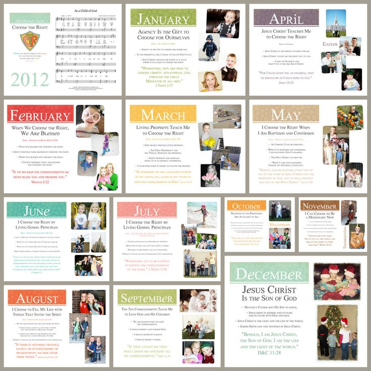 Calendar Ideas Primary : Best primary images on pinterest relief society