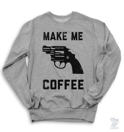 make me coffee!
